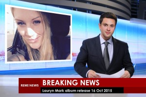 Remi news - breaking news - Lauryn Mark new album Oct 2015 (1)